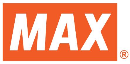 Max logo nailer cloueur